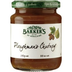 Barkers Ploughmans Chutney