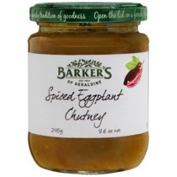 Barkers Spiced Eggplant...