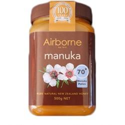 Airborne Manuka Honey 70+...