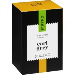 Chanui Earl Grey Tea - Teabags