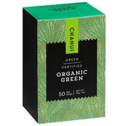 Chanui Organic Green Teabags