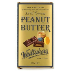Whittakers Milk Peanut...