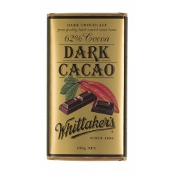 Whittakers Dark Cacao Block
