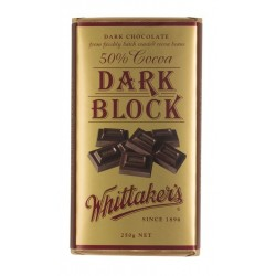 Whittakers Dark Block