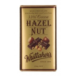 Whittakers Milk Hazelnut Block