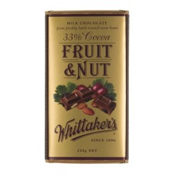 Whittakers Milk Fruit and...