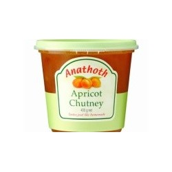 Anathoth Apricot Chutney