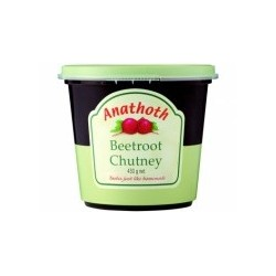 Anathoth Beetroot Chutney
