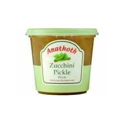 Anathoth Zucchini Pickle